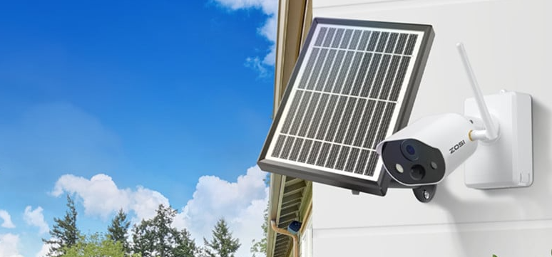 What To Consider Before Buying A Solar Powered Security Camera