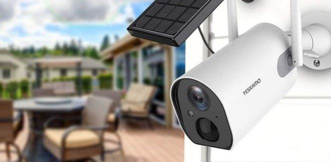 Why Should You Buy A Solar Powered Security Camera