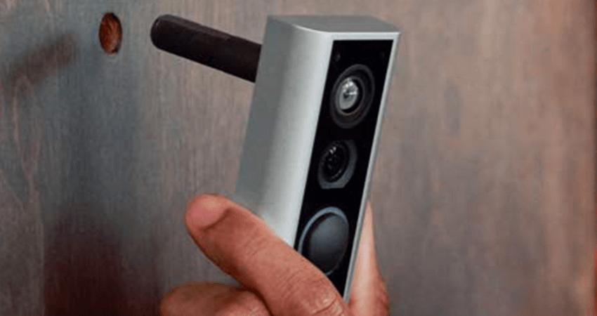 best peephole security camera