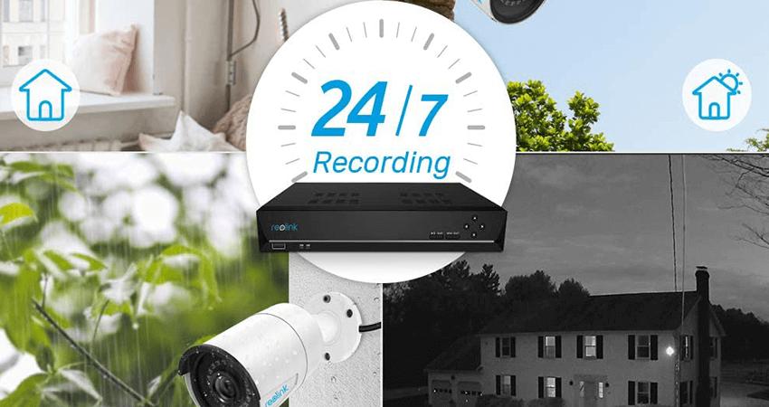 best poe security camera system