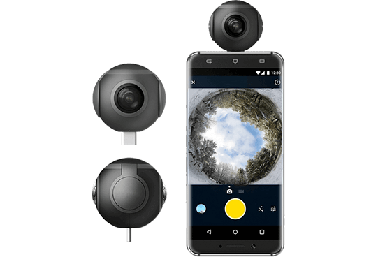 How to buy an Android 360 Camera