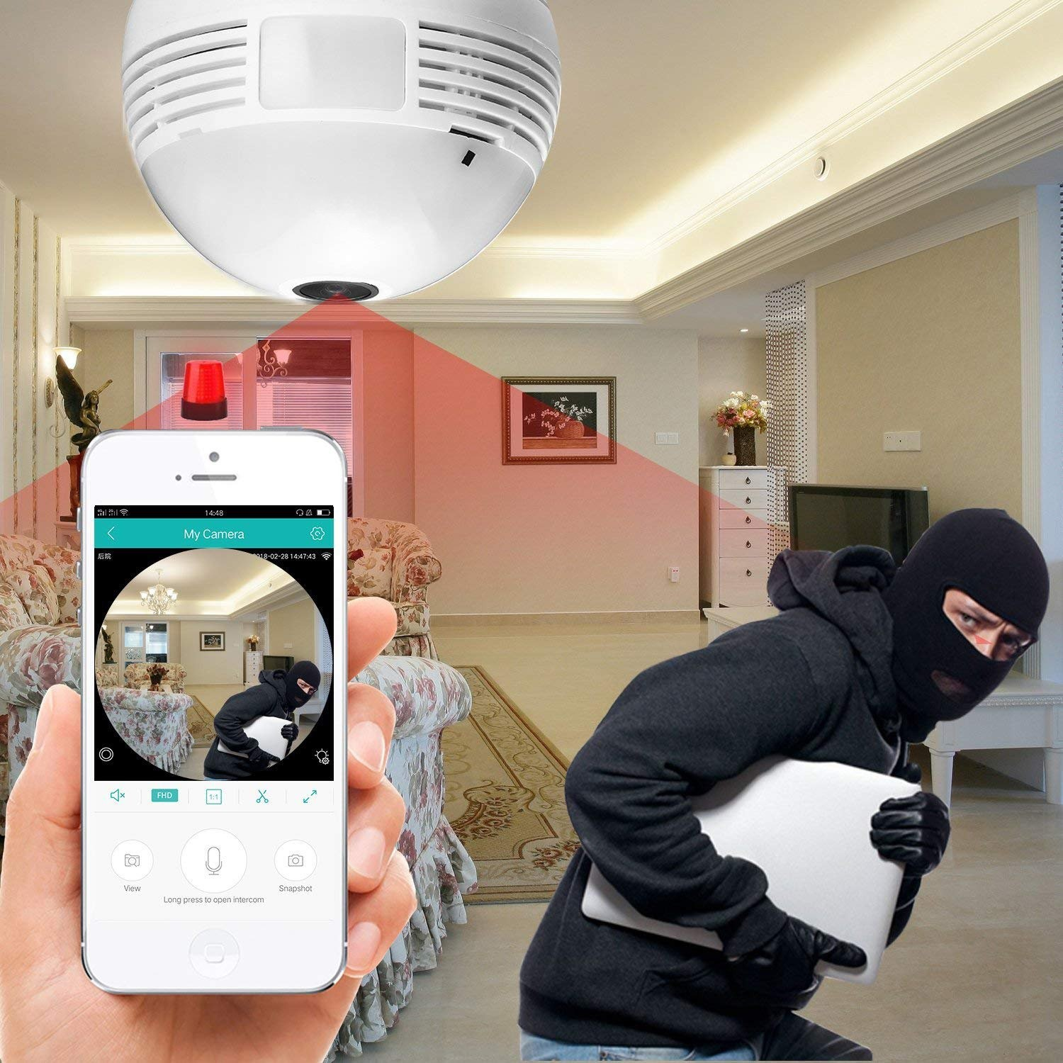 Why Do We Need a Security Camera in Our Home