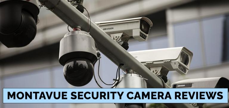 Montavue Security Camera Reviews