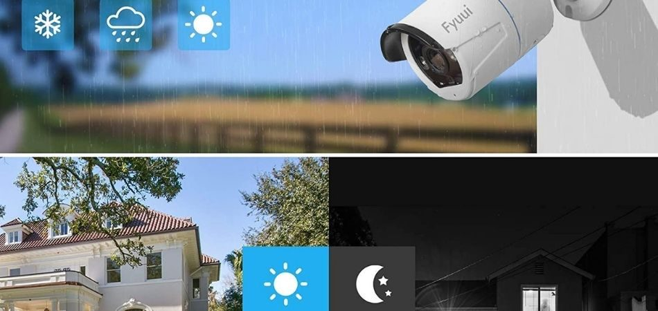 Best Fyuui Security Camera review