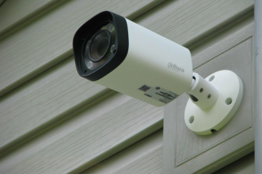 How To Mount Security Camera On Vinyl Siding